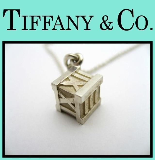 TIFFANY&Co.(ティファニー)/ネックレス/アトラス