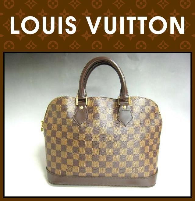 LOUIS VUITTON(ルイヴィトン)/バッグ/ダミエ アルマ/型番N51131