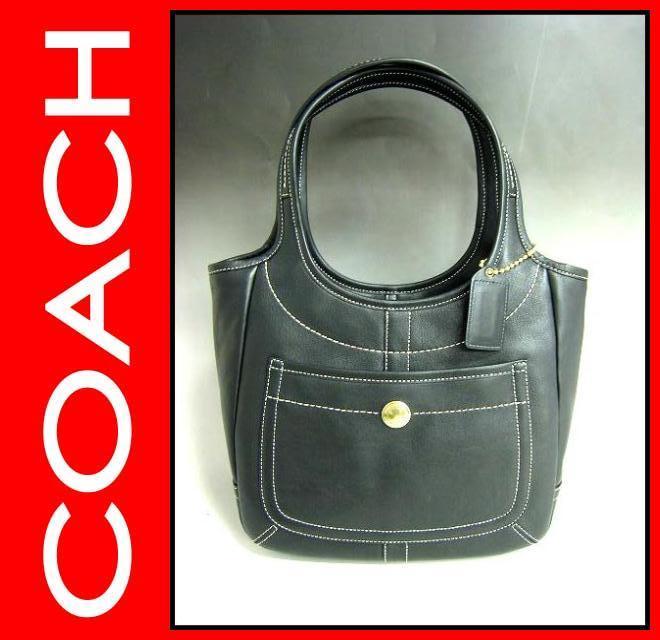 COACH(コーチ)/バッグ/エルゴ レザートート/型番10743