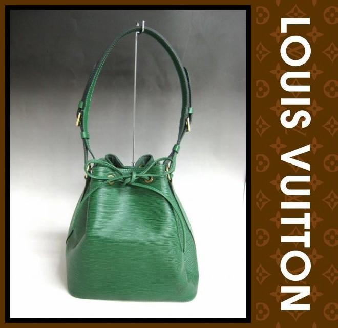LOUIS VUITTON(ルイヴィトン)/バッグ/プチノエ/型番M44104