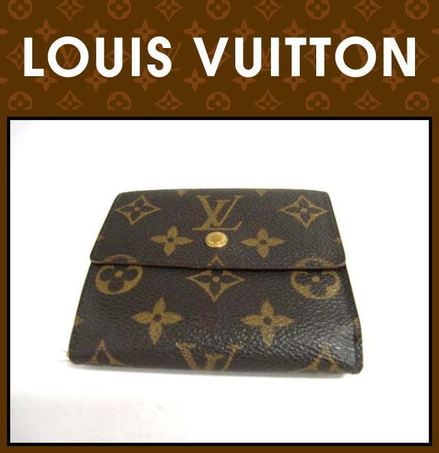 LOUIS VUITTON(ルイヴィトン)/財布/ポルト モネ・ビエ カルト クレディ/型番M61652