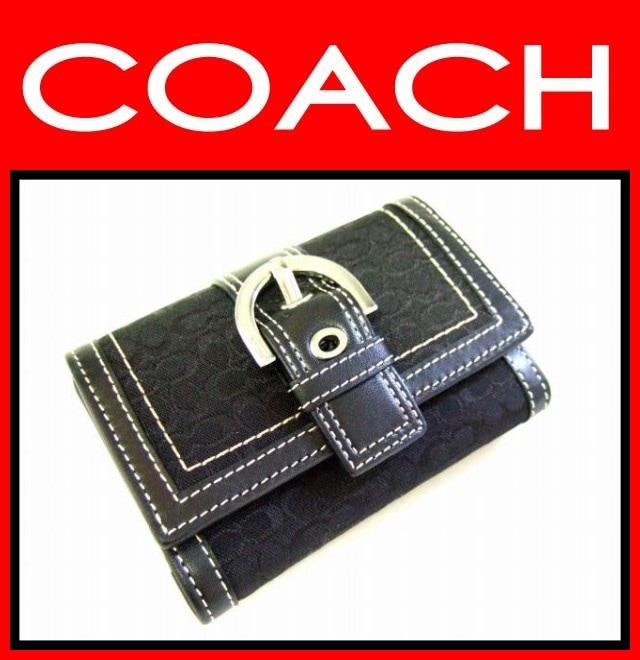 COACH(コーチ)/財布/型番6542
