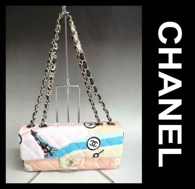 CHANEL(シャネル)/バッグ/パリス・エスケープドライン