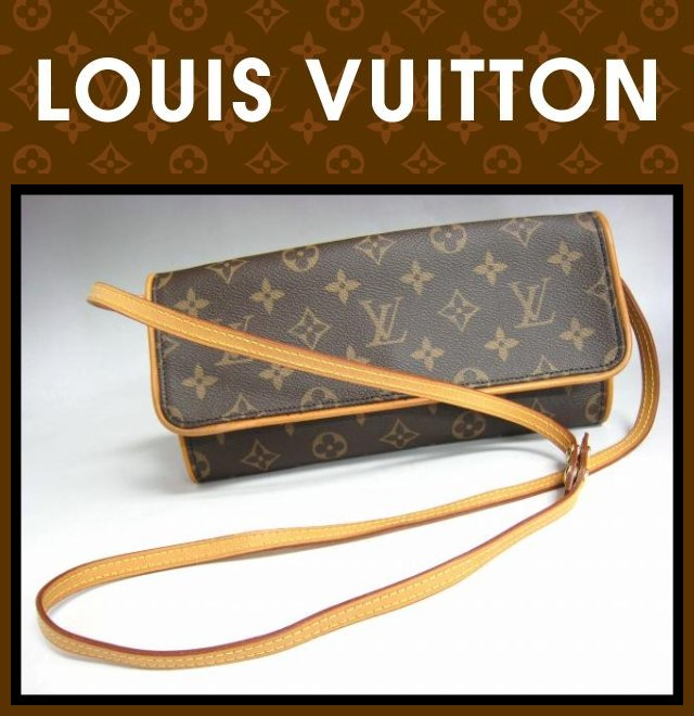 LOUIS VUITTON(ルイヴィトン)/バッグ/ポシェットツインGM