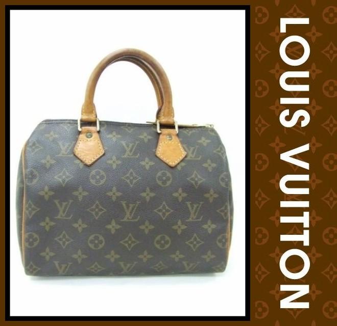 LOUIS VUITTON(ルイヴィトン)/バッグ/スピーディ25/型番M41528