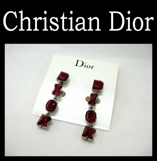 ChristianDior(クリスチャンディオール)/イヤリング