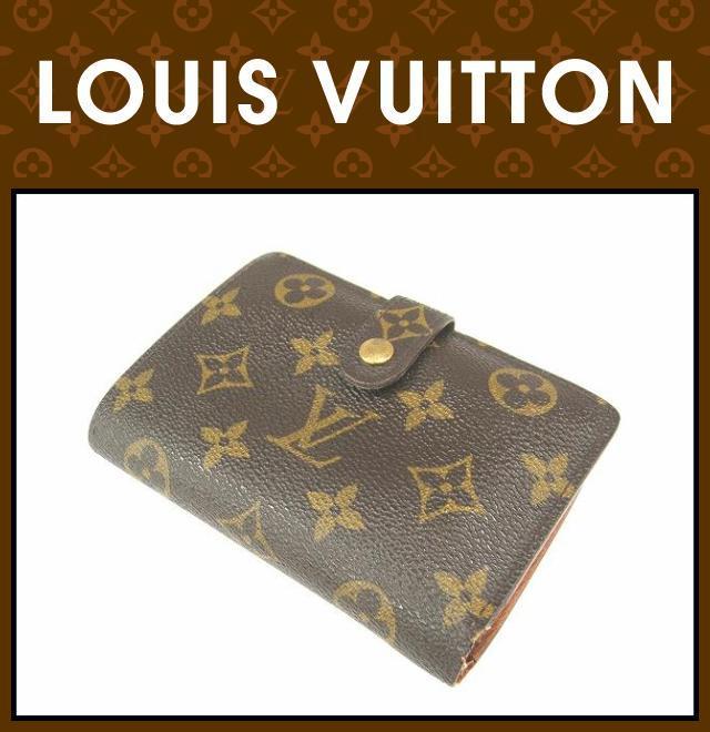 LOUIS VUITTON(ルイヴィトン)/財布/ポルトモネ ビエビエノワ/型番M61663