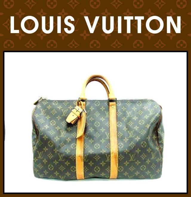 LOUIS VUITTON(ルイヴィトン)/バッグ/キーポル45/型番M41428