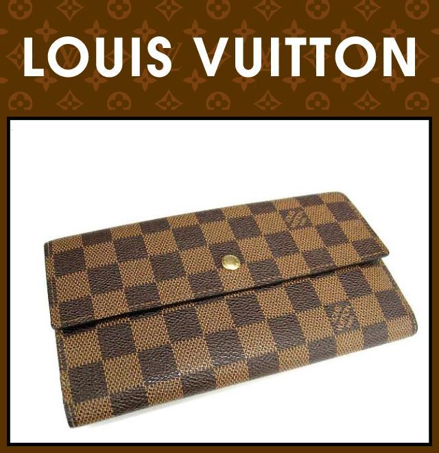 LOUIS VUITTON(ルイヴィトン)/財布/ポルトトレゾール インターナショナル/型番N61217