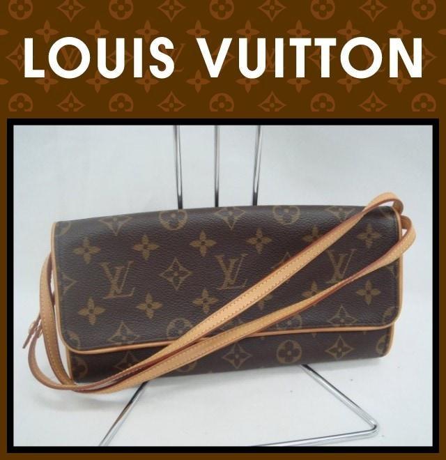 LOUIS VUITTON(ルイヴィトン)/バッグ/ポシェットツインGM/型番M51852