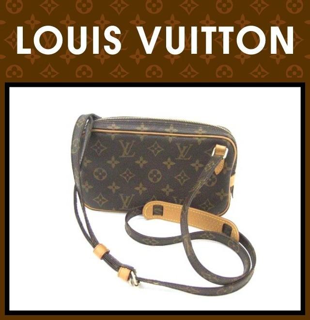 LOUIS VUITTON(ルイヴィトン)/バッグ/ポシェットマルリーバンドリエール/型番M51828