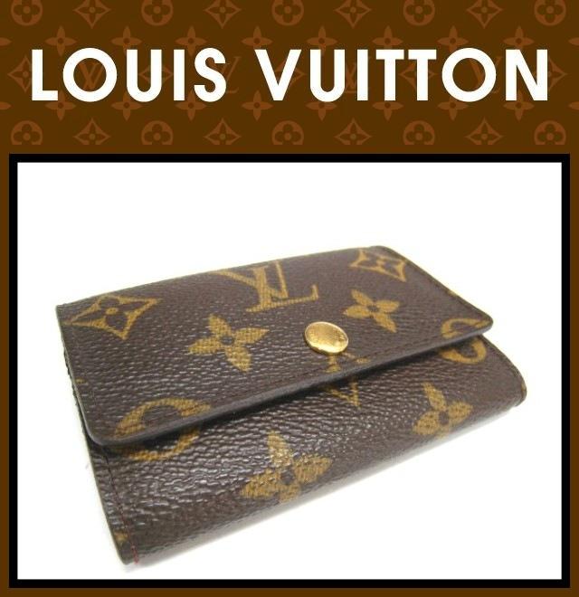 LOUIS VUITTON(ルイヴィトン)/キーケース/ミュルティクレ6/型番M62630
