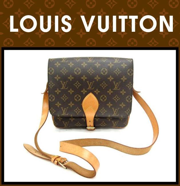 LOUIS VUITTON(ルイヴィトン)/バッグ/カルトシエール/型番M51252