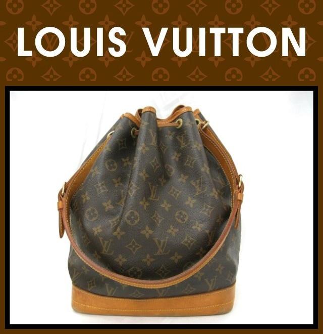 LOUIS VUITTON(ルイヴィトン)/バッグ/ノエ/型番M42224