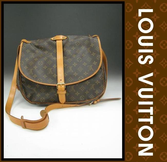 LOUIS VUITTON(ルイヴィトン)/バッグ/ソミュール/型番M42254