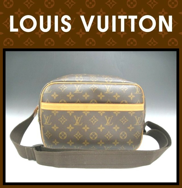 LOUIS VUITTON(ルイヴィトン)/バッグ/リポーターPM/型番M45254