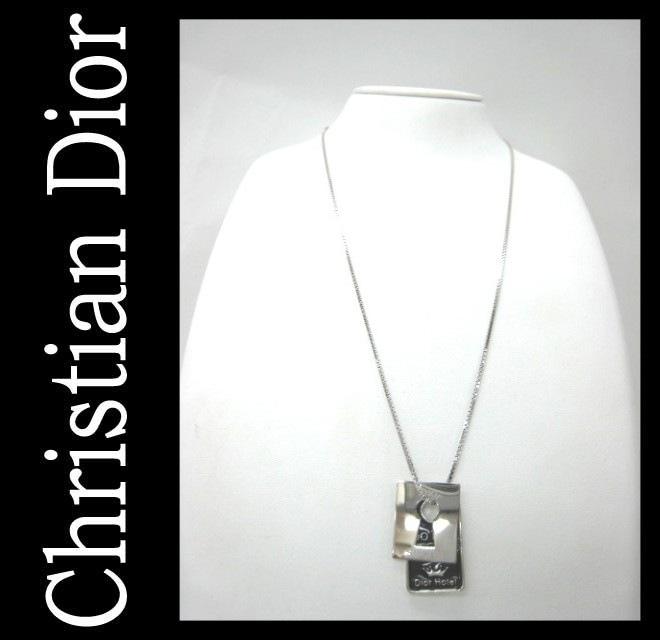 ChristianDior(クリスチャンディオール)/ネックレス