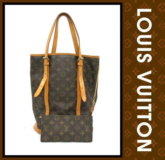 LOUIS VUITTON(ルイヴィトン)/バッグ/バケットGM/型番M42236