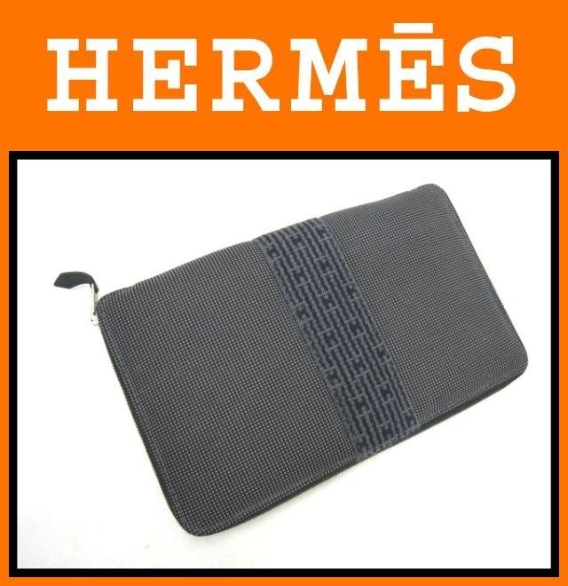 HERMES(エルメス)/カードケース/エールライン 長財布
