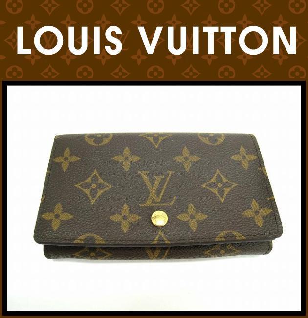 LOUIS VUITTON(ルイヴィトン)/財布/ポルトモネビエトレゾール/型番M61730