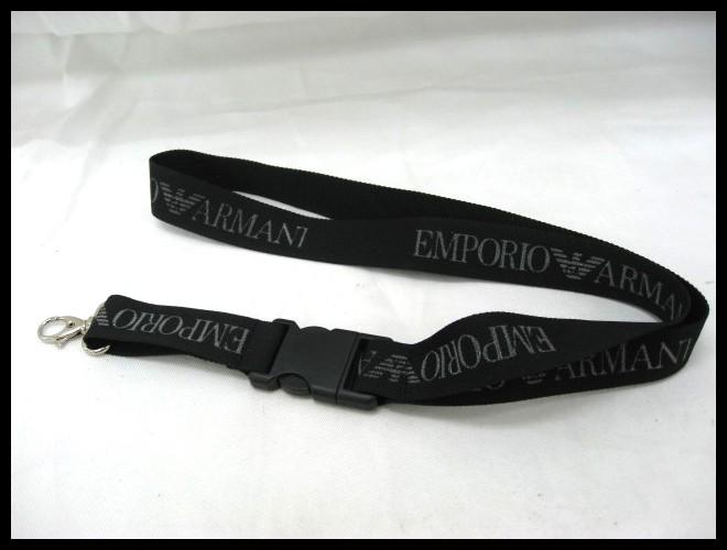 EMPORIOARMANI(エンポリオアルマーニ)/ストラップ/ネックストラップ/型番EA-230116-7S773-00020