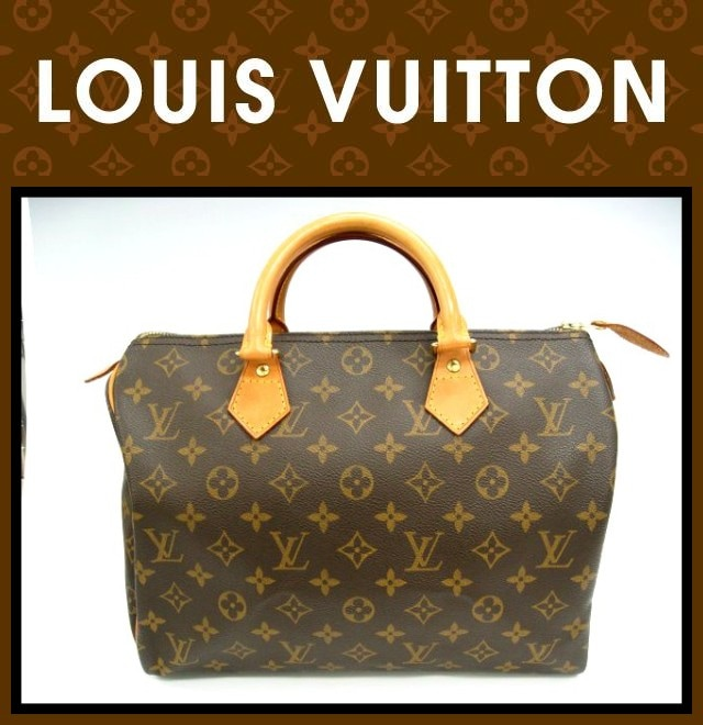 LOUIS VUITTON(ルイヴィトン)/バッグ/スピーディ30/型番M41526