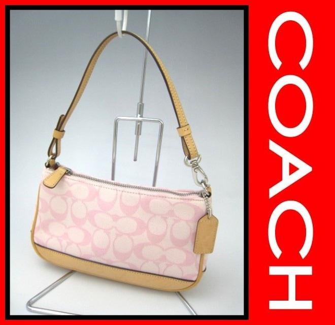 COACH(コーチ)/ポーチ/型番M2J-6094