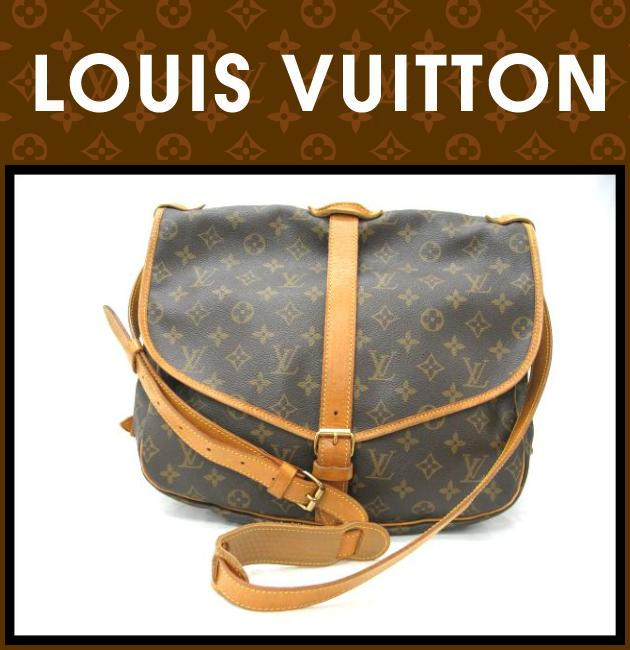 LOUIS VUITTON(ルイヴィトン)/バッグ/ソミュール35/型番M42254
