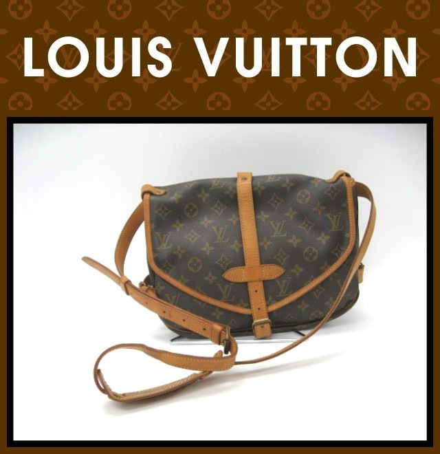 LOUIS VUITTON(ルイヴィトン)/バッグ/ソミュール30/型番M42256
