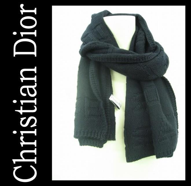 ChristianDior(クリスチャンディオール)/マフラー