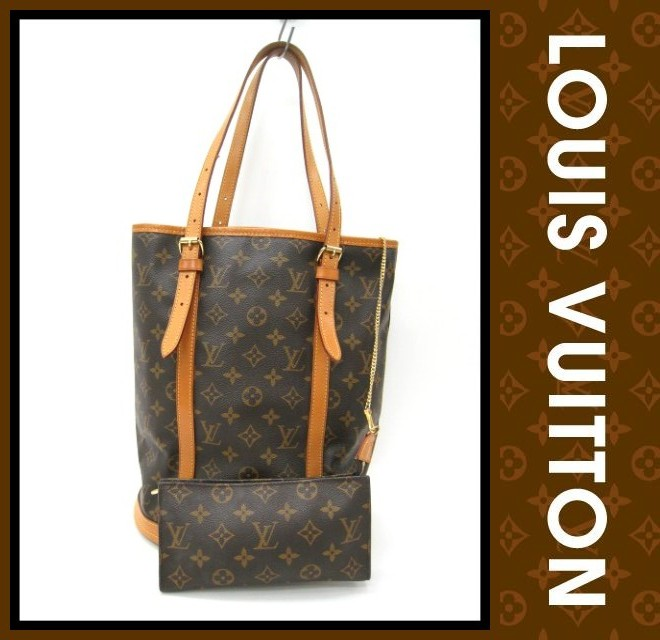 LOUIS VUITTON(ルイヴィトン)/バッグ/バケット GM/型番M42236