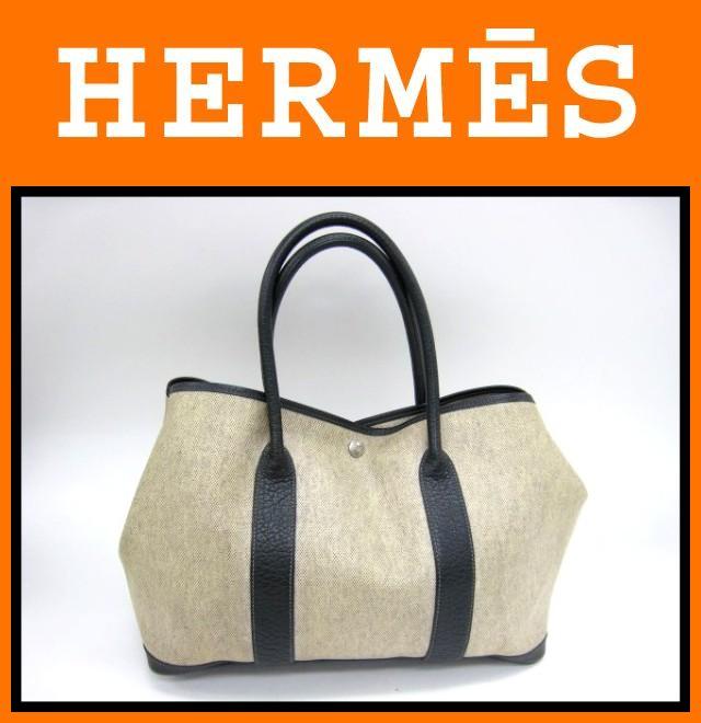 HERMES(エルメス)/バッグ/ガーデンパーティMM