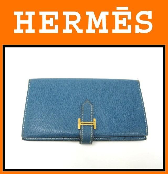 HERMES(エルメス)/財布/ベアン