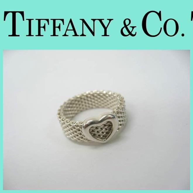 TIFFANY&Co.(ティファニー)/リング/サマセットハートリング