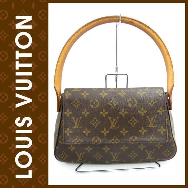 LOUIS VUITTON(ルイヴィトン)/バッグ/ミニルーピング/型番M51147