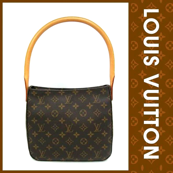 LOUIS VUITTON(ルイヴィトン)/バッグ/ルーピングMM/型番M51146