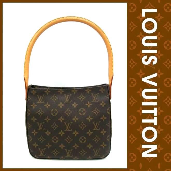 LOUIS VUITTON(ルイヴィトン)/バッグ/ルーピングMM/型番M51146
