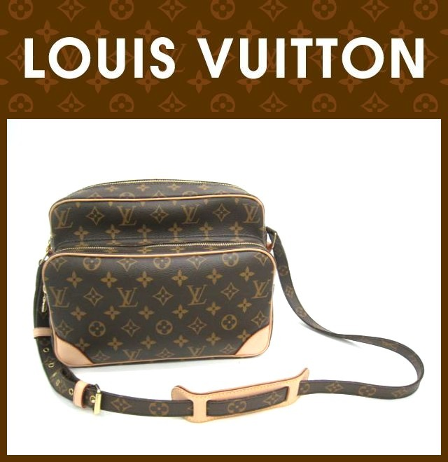 LOUIS VUITTON(ルイヴィトン)/バッグ/ナイル/型番M45244