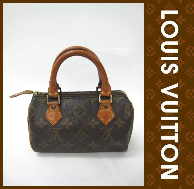 LOUIS VUITTON(ルイヴィトン)/バッグ/ミニスピーディ