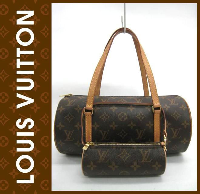 LOUIS VUITTON(ルイヴィトン)/バッグ/パピヨン/型番M51385