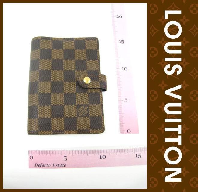 LOUIS VUITTON(ルイヴィトン)/手帳/アジェンダPM/型番R20701
