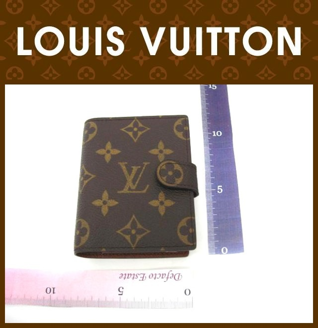 LOUIS VUITTON(ルイヴィトン)/手帳/アジェンダ・ミニ/型番R20007
