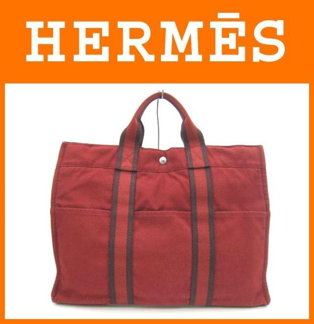 HERMES(エルメス)/バッグ/フールトゥトートMM