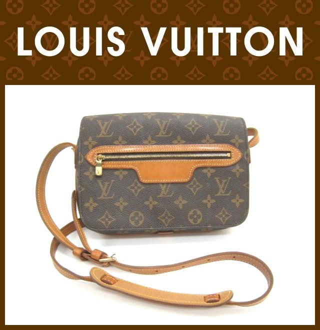 LOUIS VUITTON(ルイヴィトン)/バッグ/サンジェルマン/型番M51207