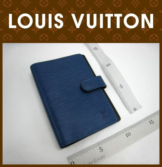 LOUIS VUITTON(ルイヴィトン)/手帳/アジェンダPM/型番R20055
