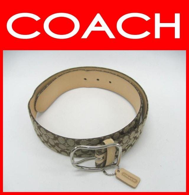 COACH(コーチ)/ベルト