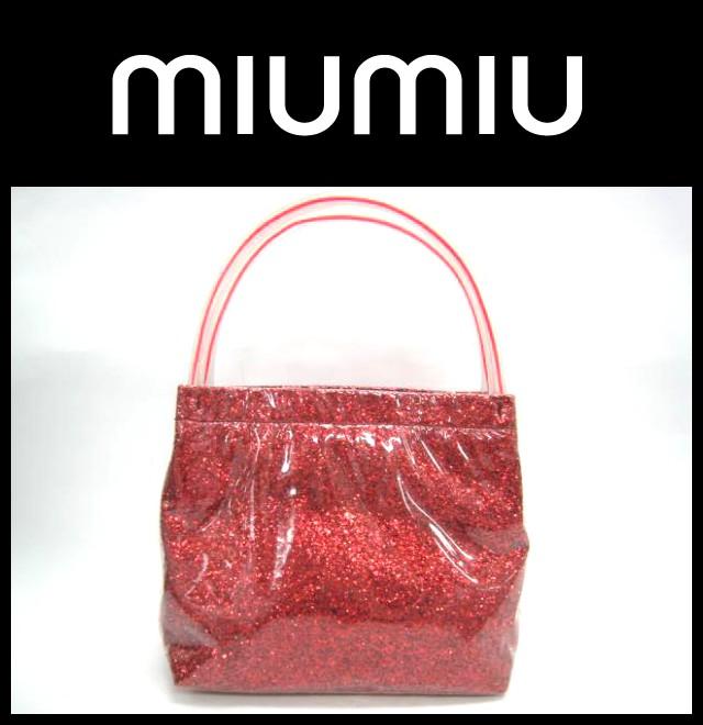 miumiu(ミュウミュウ)/バッグ