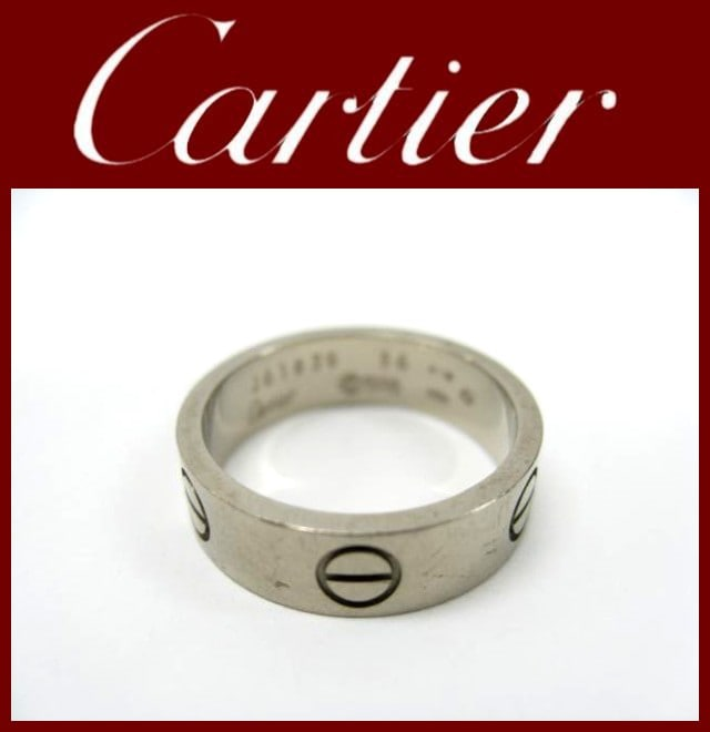 Cartier(カルティエ)/リング/ラブリング
