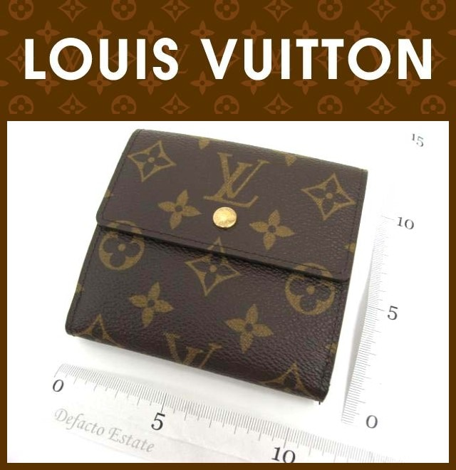 LOUIS VUITTON(ルイヴィトン)/財布/ポルトモネビエカルトクレディ/型番M61652