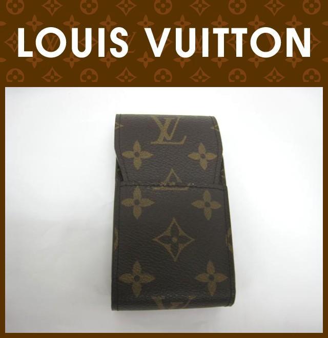 LOUIS VUITTON(ルイヴィトン)/小物/エテュイシガレット/型番M63024